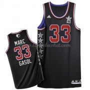 Maillot NBA Pas Cher West All Star Game 2015 Marc Gasol 33# NBA Swingman..