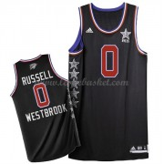 Maillot NBA Pas Cher West All Star Game 2015 Russell Westbrook 0# NBA Swingman