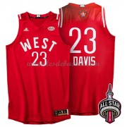 Maillot NBA Pas Cher West All Star Game 2016 Anthony Davis 23# NBA Swingman..