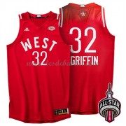 Maillot NBA Pas Cher West All Star Game 2016 Blake Griffin 32# NBA Swingman..