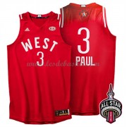 Maillot NBA Pas Cher West All Star Game 2016 Chris Paul 3# NBA Swingman..