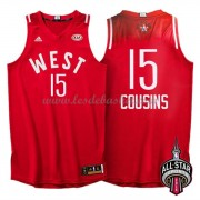 Maillot NBA Pas Cher West All Star Game 2016 Demarcus Cousins 15# NBA Swingman..