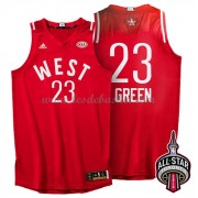 Maillot NBA Pas Cher West All Star Game 2016 Draymond Green 23# NBA Swingman..