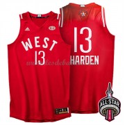 Maillot NBA Pas Cher West All Star Game 2016 James Harden 13# NBA Swingman..