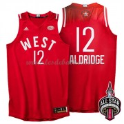Maillot NBA Pas Cher West All Star Game 2016 Lamarcus Aldridge 12# NBA Swingman..