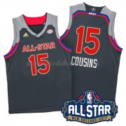 Maillot NBA Pas Cher West All Star Game 2017 Demarcus Cousins 15# NBA Swingman..