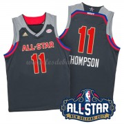 Maillot NBA Pas Cher West All Star Game 2017 Klay Thompson 11# NBA Swingman..