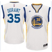 Maillot NBA Golden State Warriors 2015-16 Kevin Durant 35# Home..
