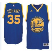Maillot NBA Golden State Warriors 2015-16 Kevin Durant 35# Road..