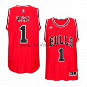 Maillot Basket NBA Chicago Bulls 2015-16 Derrick Rose 1# Road..