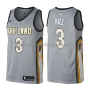 Maillot NBA Cleveland Cavaliers 2018 George Hill 3# City Edition..