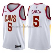 Maillot NBA Cleveland Cavaliers 2018 J.R. Smith 5# Association Edition..