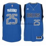 Maillot NBA Dallas Mavericks 2015-16 Chandler Parsons 25# Road..