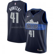 Maillot NBA Dallas Mavericks 2018 Dirk Nowitzki 41# Statement Edition..