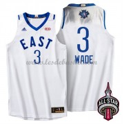 Maillot NBA Pas Cher East All Star Game 2016 Dwyane Wade 3# NBA Swingman..