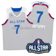 Maillot NBA Pas Cher East All Star Game 2017 Carmelo Anthony 7# NBA Swingman..