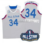 Maillot NBA Pas Cher East All Star Game 2017 Giannis Antetokounmpo 34# NBA Swingman..
