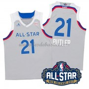Maillot NBA Pas Cher East All Star Game 2017 Jimmy Butler 21# NBA Swingman..