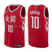 Maillot Basket Enfant Houston Rockets 2018 Eric Gordon 10# City Edition..
