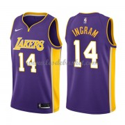 Maillot NBA Los Angeles Lakers 2018 Brandon Ingram 14# Statement Edition..