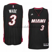 Maillot Basket NBA Miami Heat 2015-16 Dwyane Wade 3# Road..
