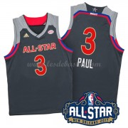Maillot NBA Pas Cher West All Star Game 2017 Chris Paul 3# NBA Swingman..