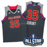 Maillot NBA Pas Cher West All Star Game 2017 Kevin Durant 35# NBA Swingman..