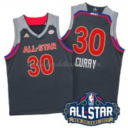 Maillot NBA Pas Cher West All Star Game 2017 Stephen Curry 30# NBA Swingman..