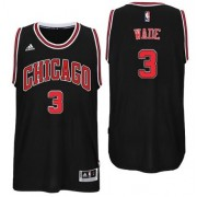 Maillot NBA Chicago Bulls 2017-18 Dwyane Wade 3# Alternate..